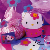 HELLO KITTY FESTA INFANTIL