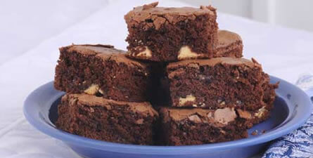 brownie-chocolate