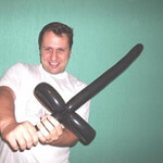 espada balao