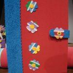 capa caderno-eva
