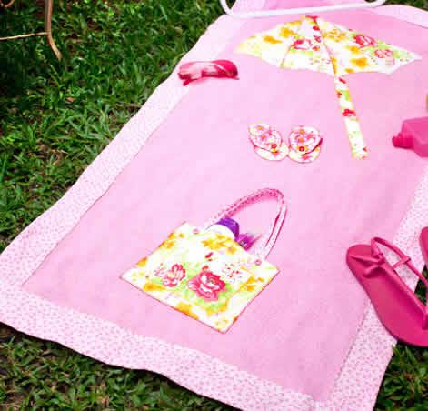 toalha patch aplique