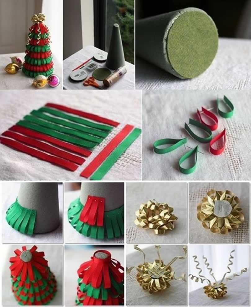 Como-fazer-mini-arvore-de-natal-cone-com-fitas