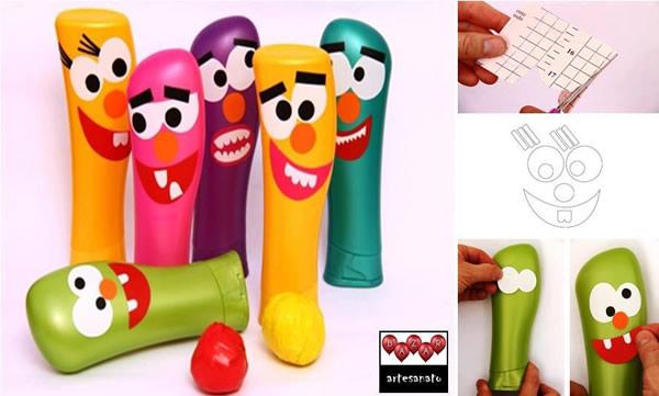 brinquedos-faceis-de-fazer-boliche